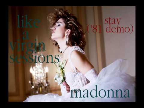 Madonna - Stay ('81 Demo)