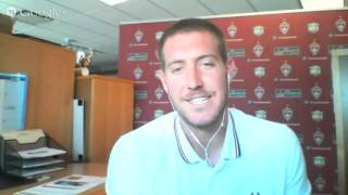 Clint Irwin, Colorado Rapids GK: Google+ Hangout