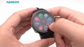X200 Smart Watch Android 5.1 OS 3G WiFi GPS