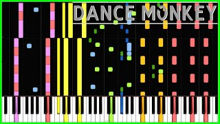 """Cover images IMPOSSIBLE REMIX - """"Dance Monkey"""" Tones and I"""