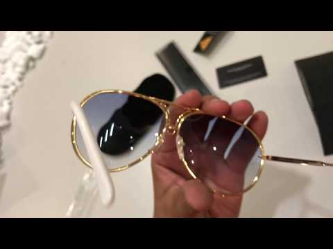 04012e99dd Unboxing Porsche Design P 8478 sunglasses
