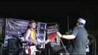 Noel Palomo of Siakol - Yakap / Itigil Na Natin @ Puerto Princesa City, Palawan (Baybay / Baywalk) - July 18, 2008