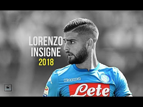 Lorenzo Insigne ● The Little Magician ● Skills, Dribbles, Assists & Goals ● 2017/18 - HD
