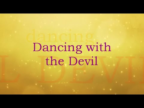 Dancing with the Devil (Kesha Lyric Video)