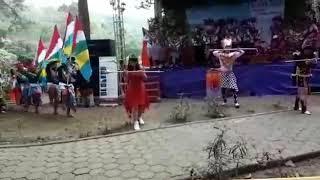 Drumblek Panklima juara 1 lomba desa wisata kab semarang 2018
