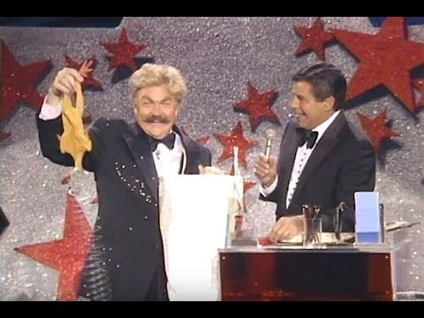 Jerry Lewis & Rip Taylor (1984) - MDA Telethon
