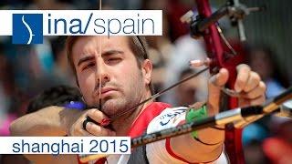 Indonesia v Spain – Recurve Men's Team Bronze Final | Shanghai 2015 Archery World Cup stage 1
