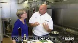 Five Cheese Twice-baked Potato / Haricot Verts | Kcts 9 Cooks On The Side