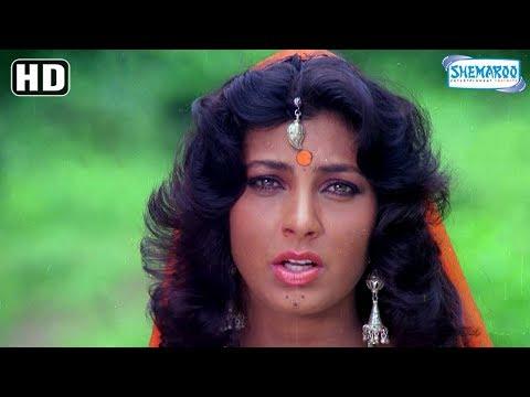 Kimi Katkar scene from 90's Super-hit film Tejaa - Sanjay Dutt - Hindi Action Movie
