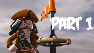 Lego Pirates of the Caribbean: Walkthrough Part 1 - Let