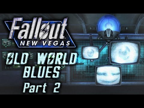 Fallout: New Vegas - Old World Blues - Part 2 - A Bed Of Robo-Scorpions
