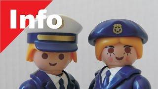 Playmobil Film deutsch Info zur Hochzeit von Kommissar Overbeck und Sarah von family stories