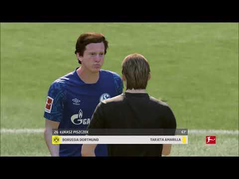 Borussia Dormunt vs Schalke 04 En Vivo HD