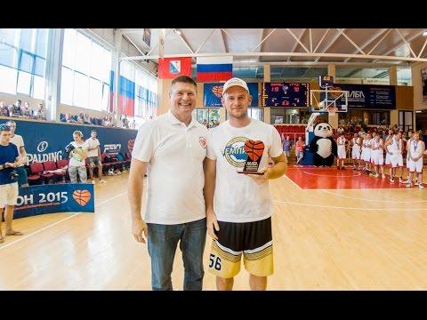 Михаил Гюнтер на Суперфинале МЛБЛ (режим MVP!)