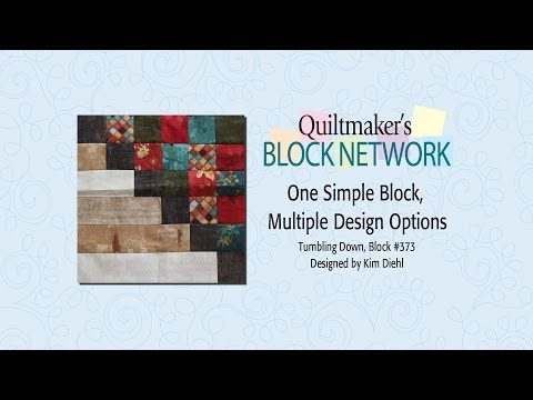 One Simple Block, Multiple Design Options