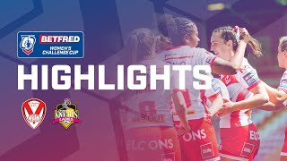 Highlights | St Helens v York City Knights