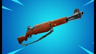 EPIC GAMES CONFIRMS INFANTRY RIFLE COMING UP ON ROYAL BATTLE! FORTNITE ITA