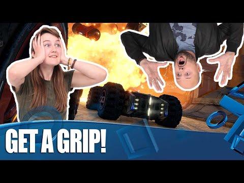 Es ist Zeit, sich mit Grip Combat Racing zurechtzufinden! + video