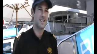 Yachting Pages Testimonial From Engineer On M/Y Lionwind During Monaco Yacht Show 2009