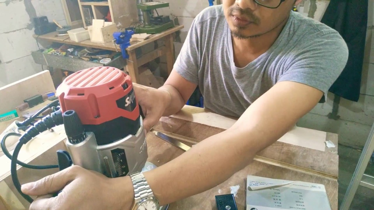 skil plunge router. review plunge router skil 1827 (bahasa indonesia) skil plunge router
