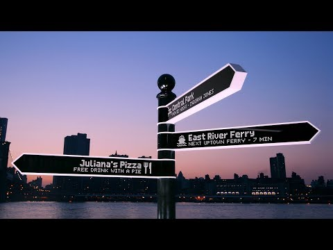 Points - The Most Advanced Directional Sign on Earth
