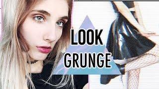 Maquillaje GRUNGE FÁCIL ♡ + 3 Outfits de VERANO ♡ (90's inspired)