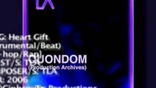 Heart Gift (Instrumental/Beat) [Hip-hop/Rap] (Audio)