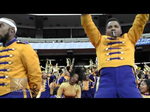 Alcorn State University Marching Band - Hoe Check - 2015