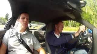 Walter Röhrl & Porsche 911 Turbo S (991) @ Bilster Berg Drive Resort - Tracktest Fahrbericht Review