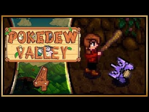 PokeDew Valley - Episode 4: Mining For Success With Swarms Of Venomoth!