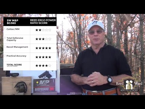 Gun Review: Smith & Wesson M&P Bodyguard 380 Concealed Carry Handgun | CCW  Guardian