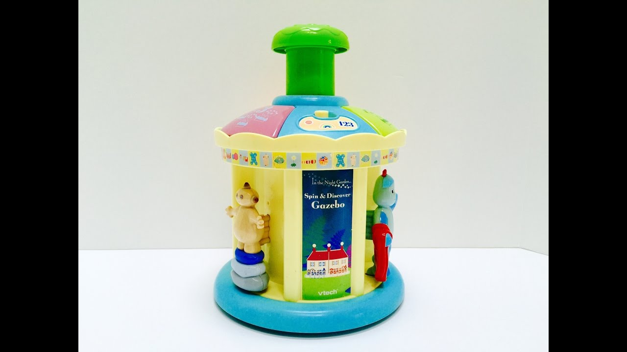 In The Night Garden Musical Vtech Spinning Toy