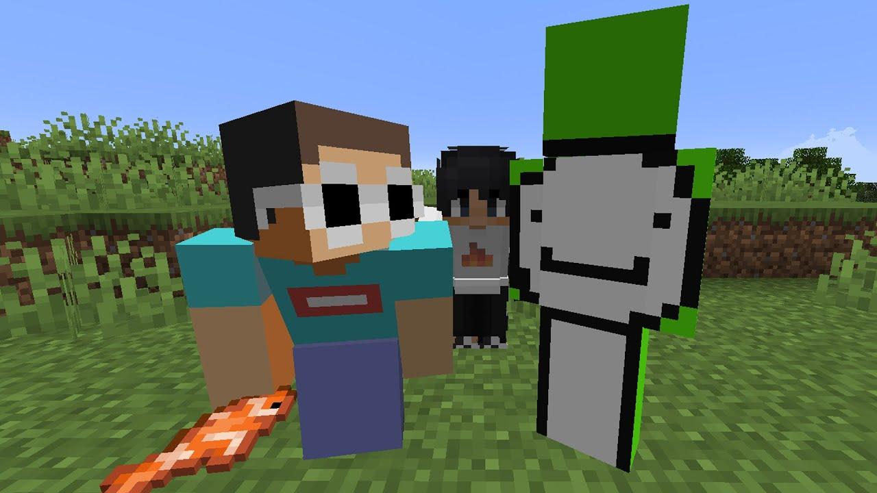 The Weirdest Minecraft Stream Ever...