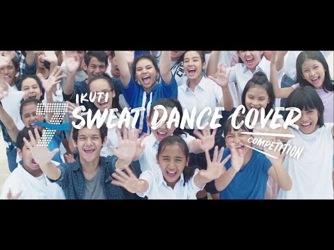 POCARI SWEAT - SWEAT DANCE COVER COMPETITION