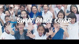POCARI SWEAT - SWEAT DANCE COVER COMPETITION