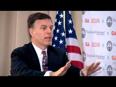 Conversation with Dan Raviv and Michael Siegal - JFNA GA 2012