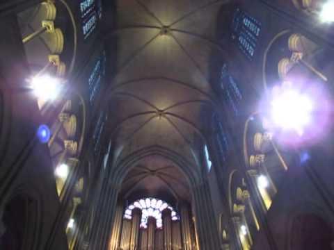 Concerto no orgão,NOTRE DAME-Damien SIMON - Cathédrale de Strasbourg 25.05.13