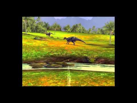 Dino Hunter: Deadly Shores - Hunting a Hadrosaurus