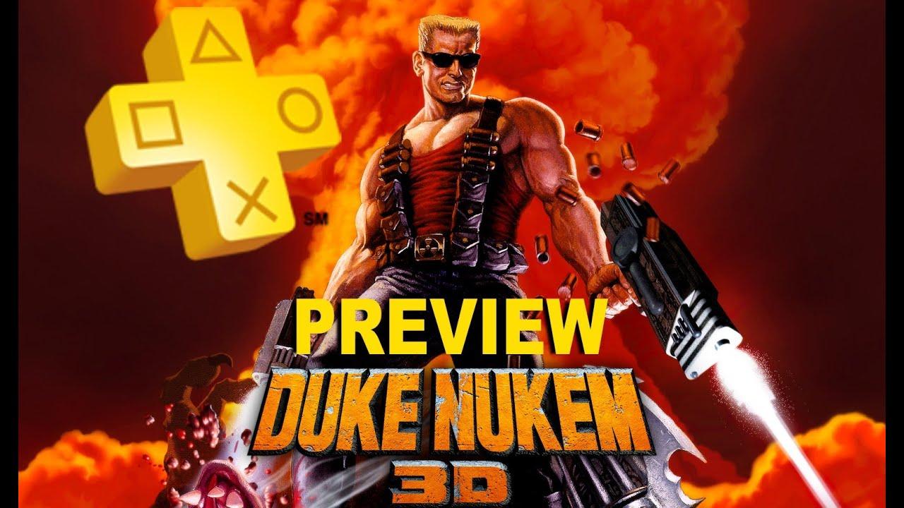 Play Duke Nukem 3d