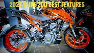 2020 KTM Duke 200 BS6 Best Features explained #KTMDUKE200