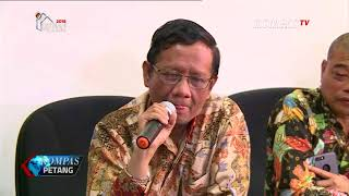 Download Video Mahfud MD Jengkel dengan Sindiran Politisi PKS MP3 3GP MP4