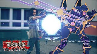 YuGiOh! Linked Fates TRAILER - Real Life Duel Crossover Movie - RLDS TMS eng sub