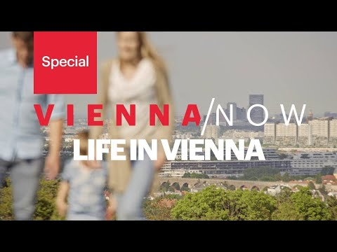 VIENNA/NOW - Life in Vienna