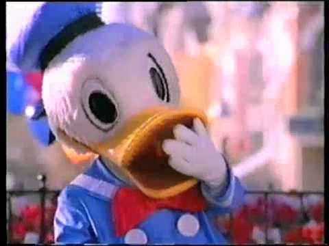 Disneyland VHS Commercial  (c. 1991)