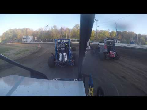 US 24 Speedway 5-6-2017 Senior Class Heat Race
