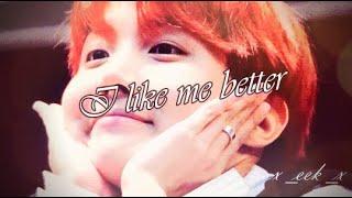BTS Jung Hoseok FMV (Lauv- I like me better, Ryan Riback remix)