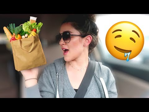 WHAT I EAT TO LIVE MY BEST LIFE! | GROCERY HAUL & 36TH BIRTHDAY | Liza Adele