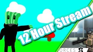12 Hour Stream! Come Join Us!! (Roblox) (Minecraft) | Minecraft BedWars Hypixel | Livestreaming