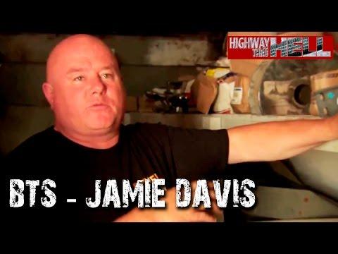 Behind The Scenes: With Jamie Davis