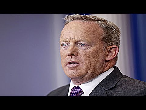 Sean Spicer Resigns As Press Secretary
